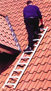 Dachleiter-Holz-Alu