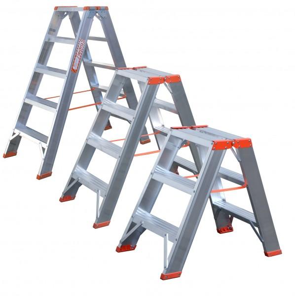 Bockleiter Stufen
